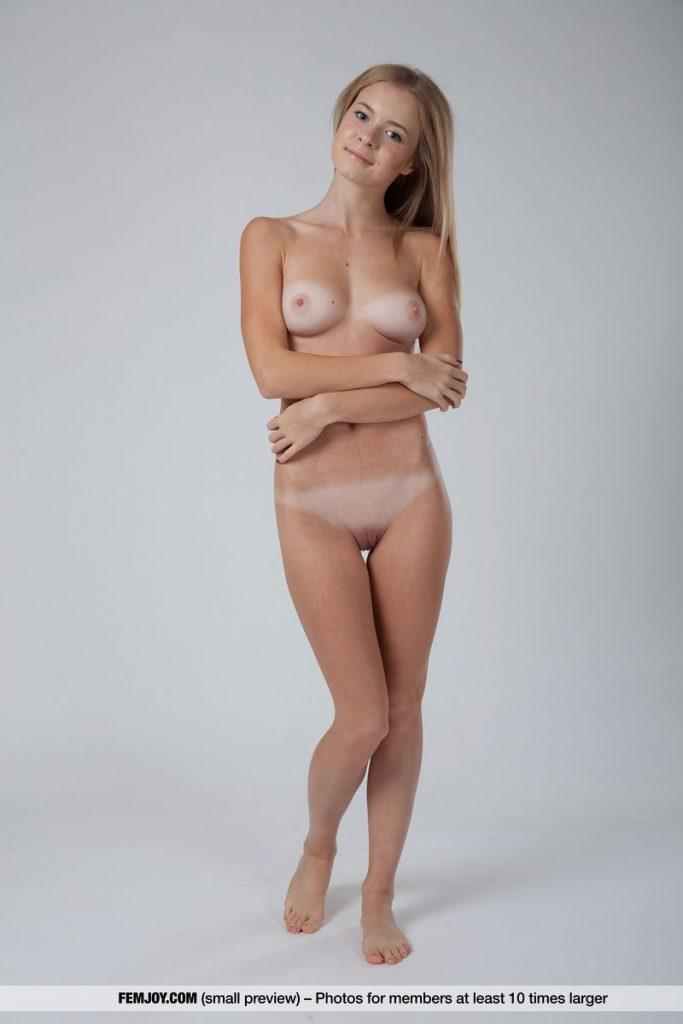 Bald vagina