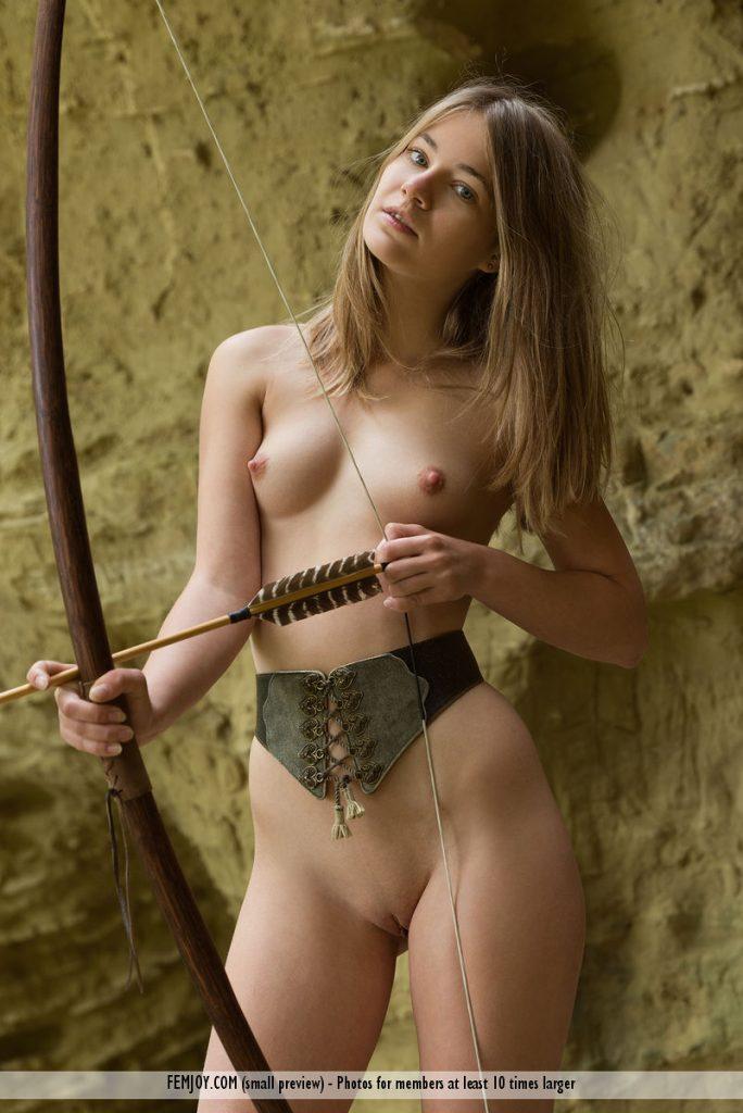 Nipples nude
