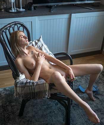 Naked gf
