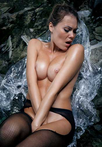 Hot naked